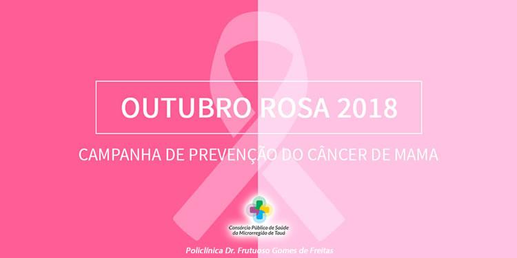 Outubro Rosa - Prevenir é a melhor opção!
