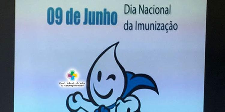 Dia da Imunização - 9 de Junho