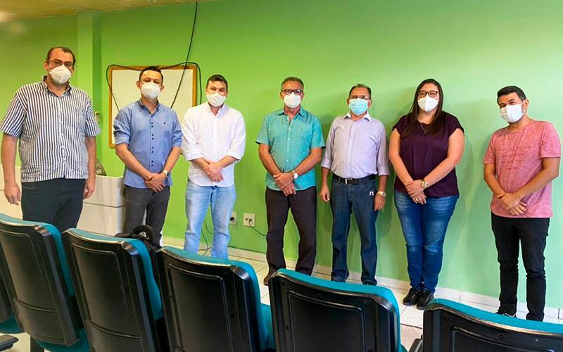 Colaboradores recebem treinamento sobre Processos Licitatórios